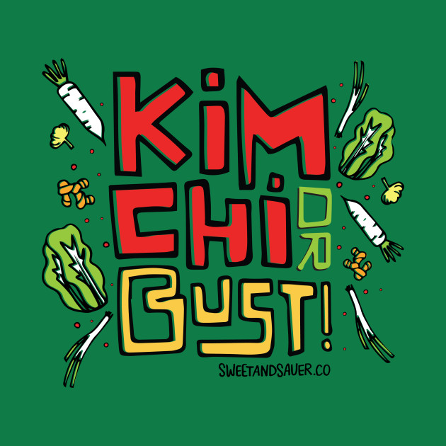 Kimchi or Bust!