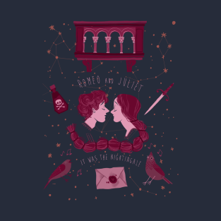 7ca1e343d0 Romeo And Juliet T-Shirts | TeePublic