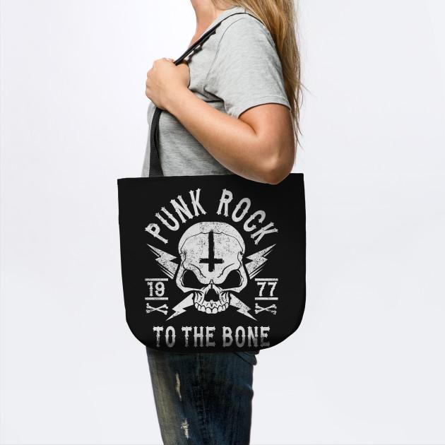PUNK ROCK - PUNK ROCK TO THE BONE