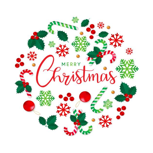 Christmas Designs.Merry Christmas