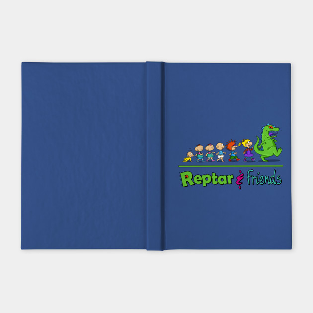 Reptar and Friends