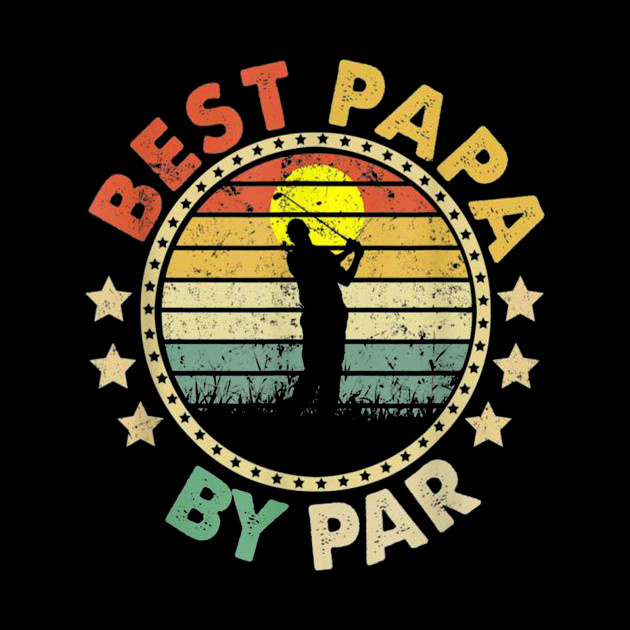 Best Papa By Par Costume Gift