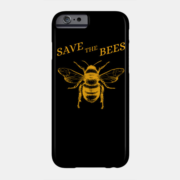 Save The Bees Environment Protection