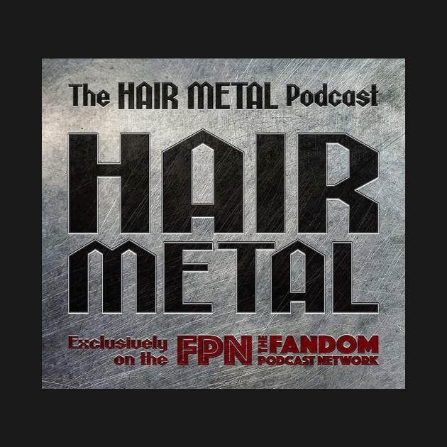Hair Metal Logo
