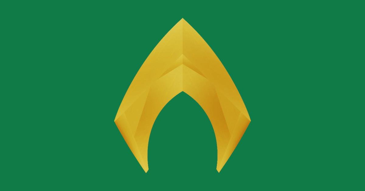 Aquaman Logo Aquaman Notebook Teepublic