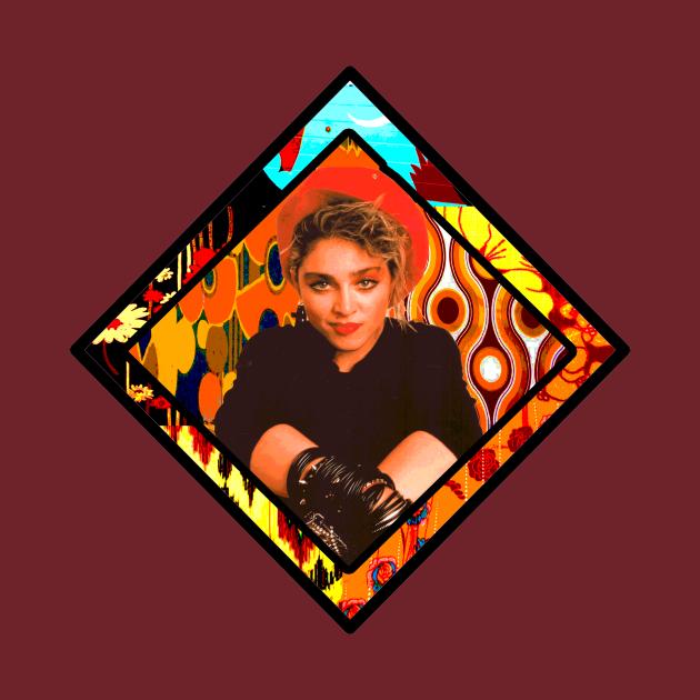Madonna Retro Vibes