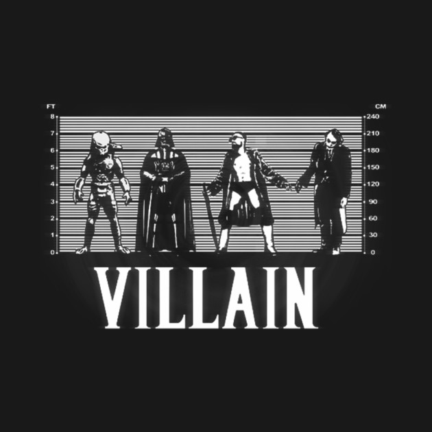 Marty Scurll The Villain