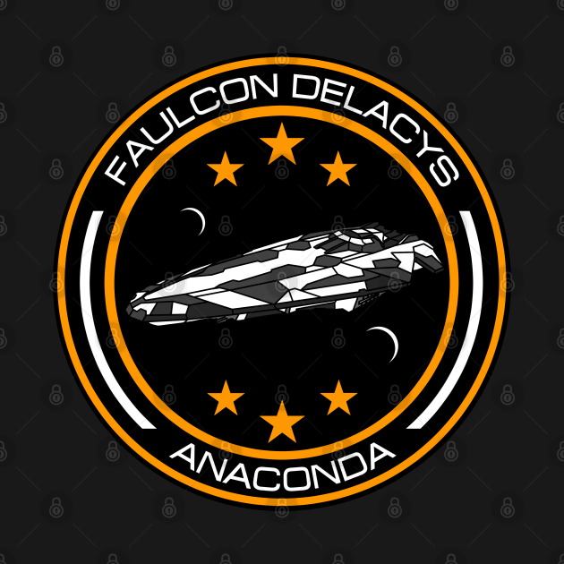 Elite: Dangerous - Anaconda