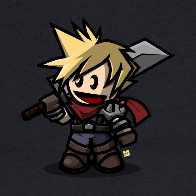 Lil Cloud Strife