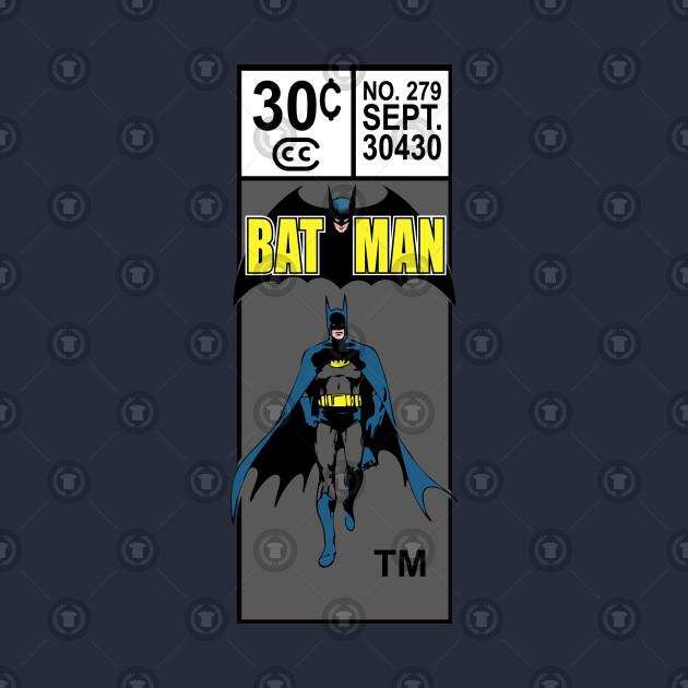 Batman Comic Corner