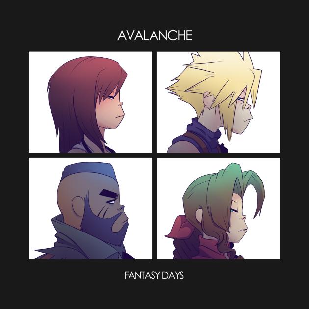 Fantasy Days 7