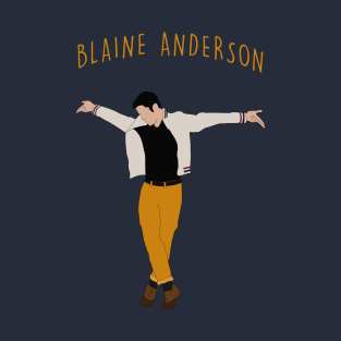 Blaine Anderson t-shirts
