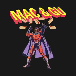 Macneto t-shirts