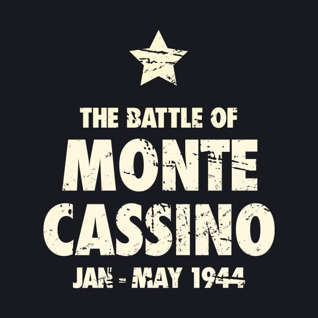 Battle Of Monte Cassino - World War 2 / WWII
