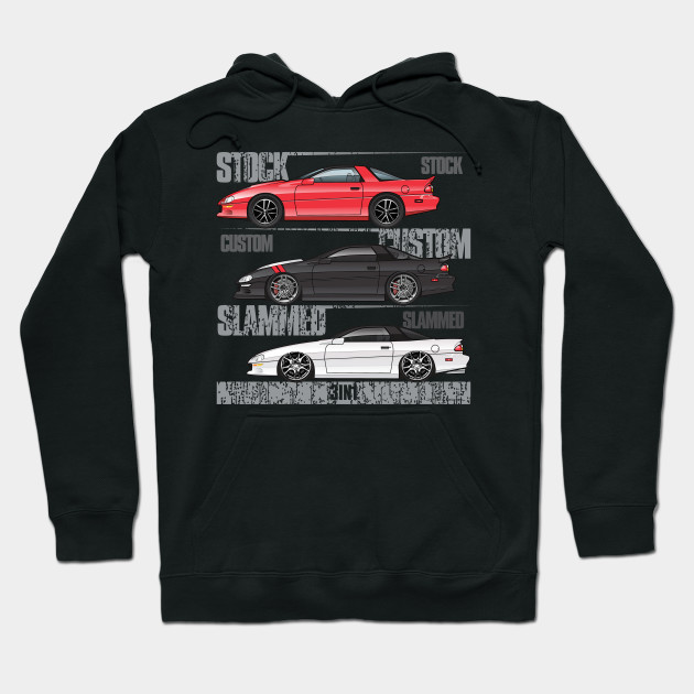 Camaro Hoodie Muscle Car Enthusiast VARIOUS SIZES /& COLOURS