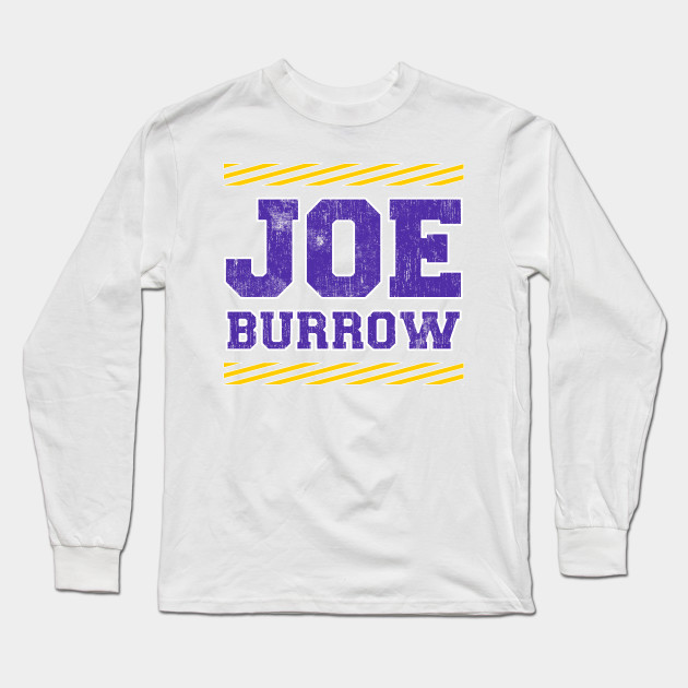 Joe Burrow Long Sleeve T-Shirt