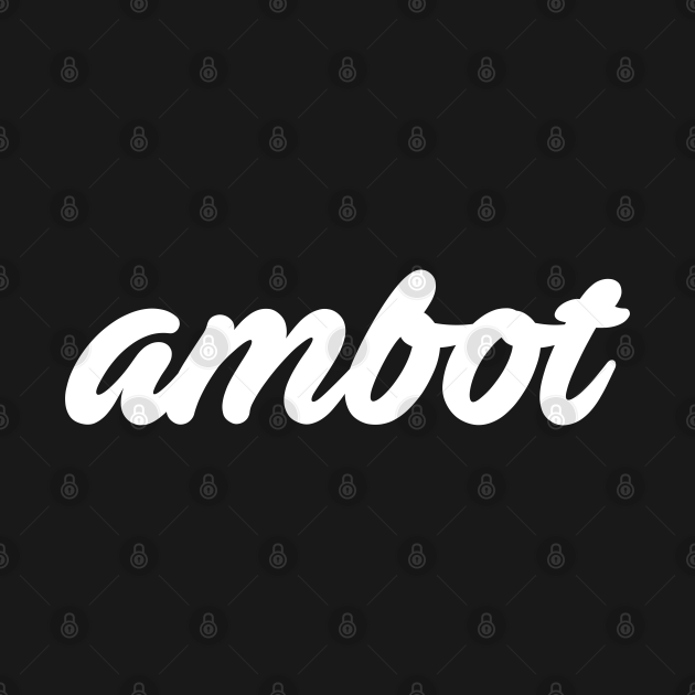 AMBOT BISAYA FILIPINO WORD
