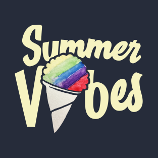 Summer vibes t-shirts