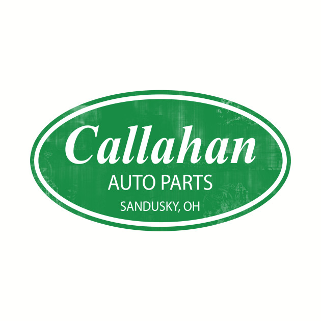 CALLAHAN AUTO PARTS DISTRESSED
