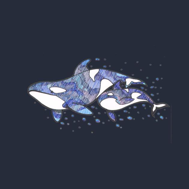Galaxy Orcas