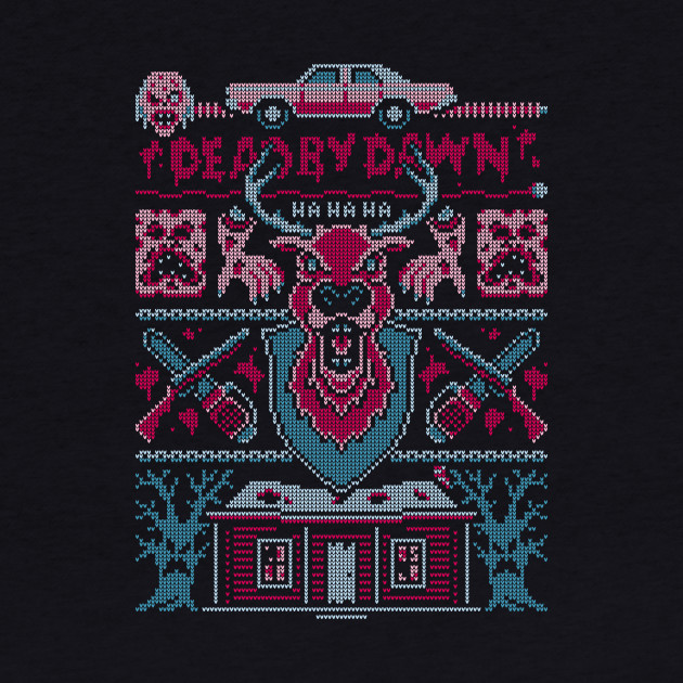 Dead by Dawn Ugly Sweater