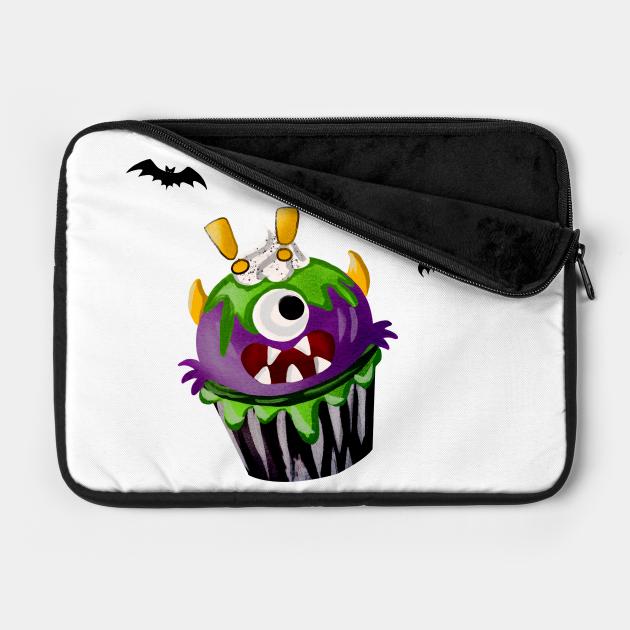 Halloween Surprised Cake Bat