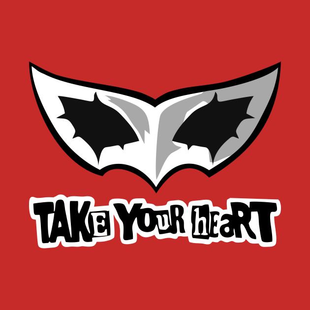 Mask of Joker Will take your heart
