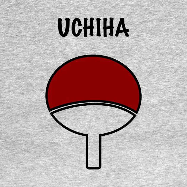 Uchiha Clan Crest Naruto Uchiha Clan Crest Naruto T Shirt