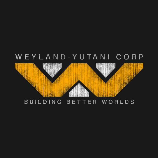Weyland Yutani - Grunge