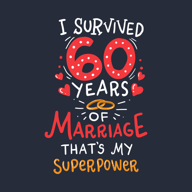 I Survived 60 Years Of Marriage