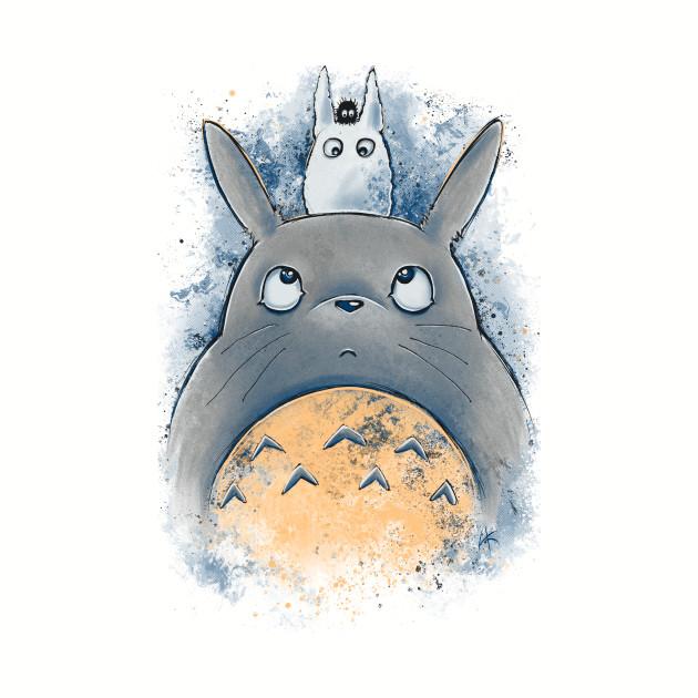 Totoro Pyramid