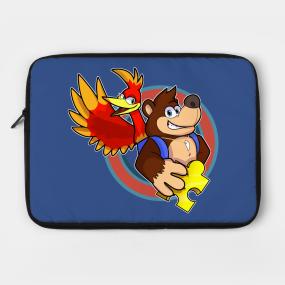 Banjo Tooie Laptop Cases | TeePublic