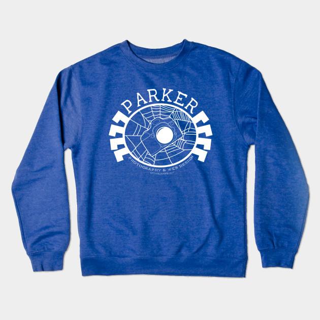 1e1bae0c7 Parker Photography and Web Design - Power - Crewneck Sweatshirt ...