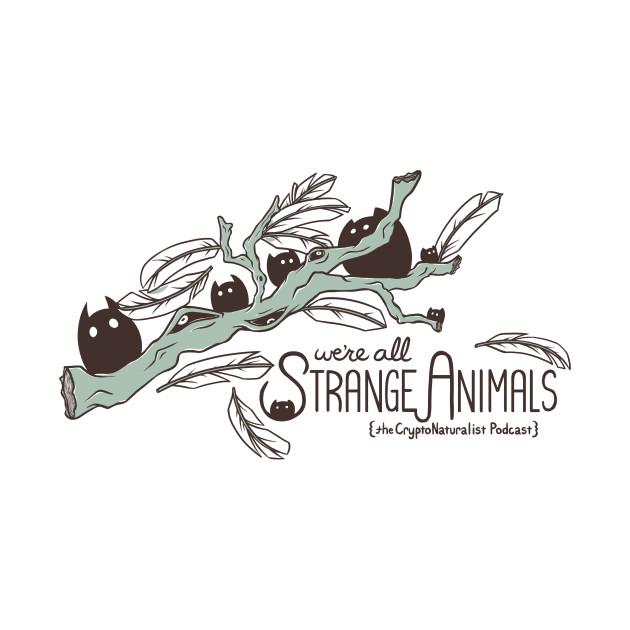 Strange Animals (Owls)