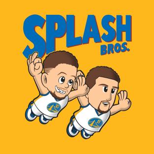 SPLASH BROS t-shirts