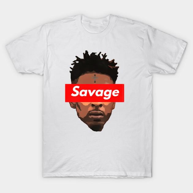 34614364 21 savage - 21 Savage - T-Shirt | TeePublic
