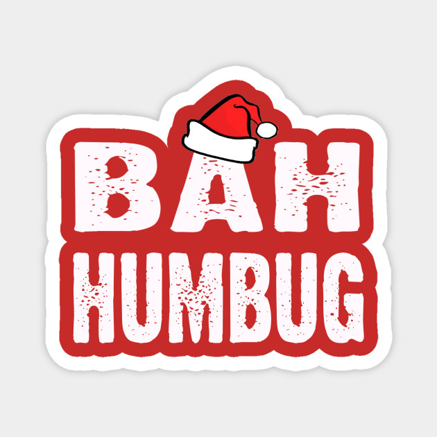 Bah Humbug Cheap Ugly Christmas Xmas Sweater