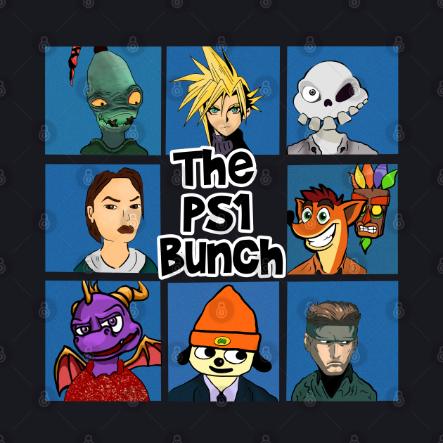 The PS1 Bunch