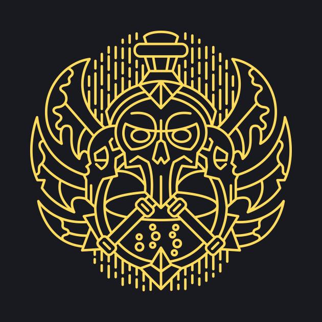 Rogue - World of Warcraft Class Crest (Light)