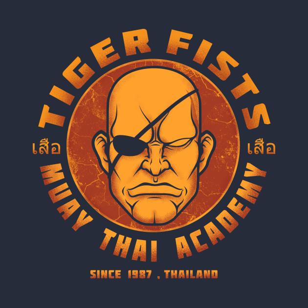 Tiger Fists