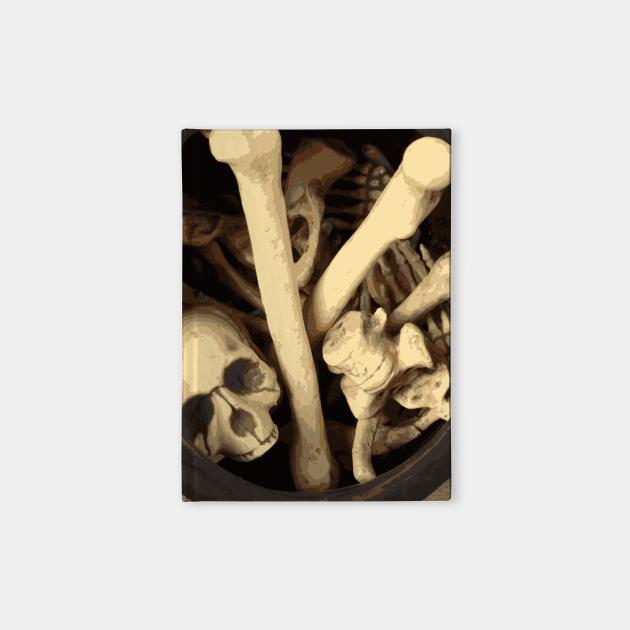Caldron of bones.