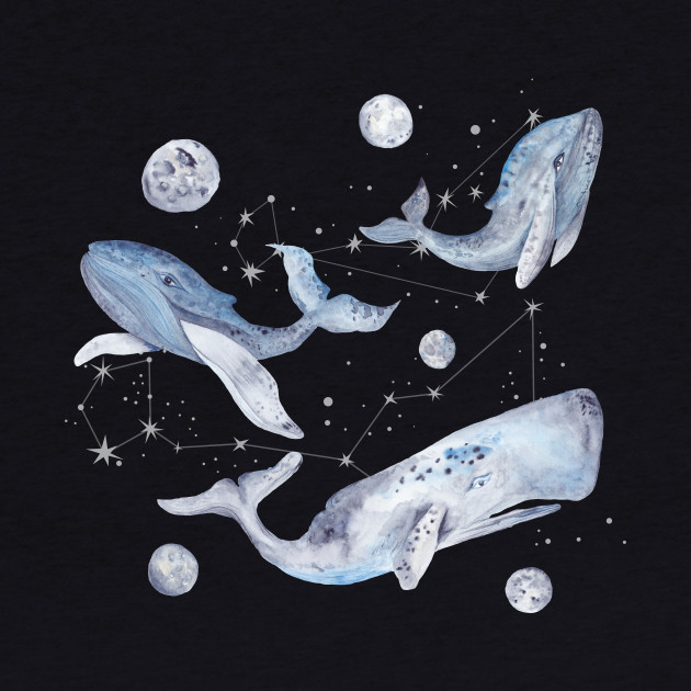 Whales and Stars