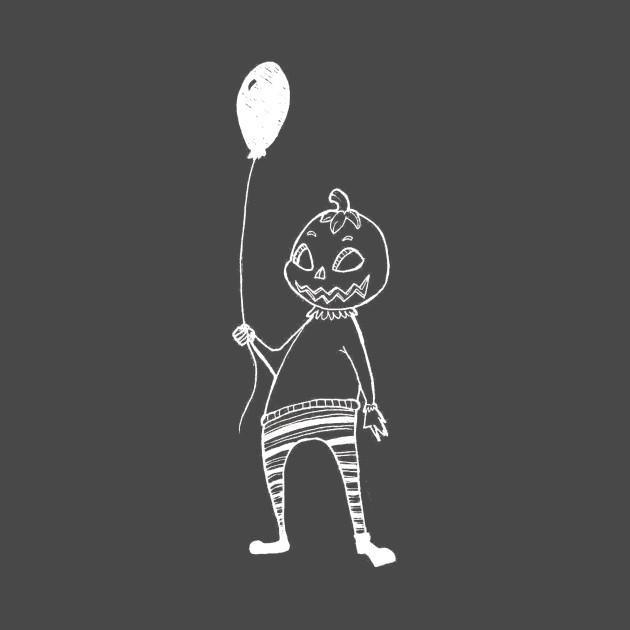 Pumpkid (white)