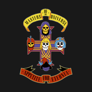 Appetite For Eternia t-shirts