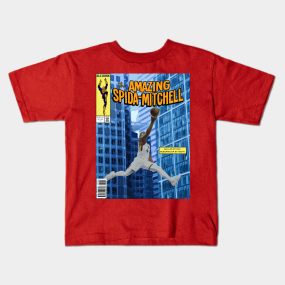 quality design 63db6 95f00 Donovan Mitchell Kids T-Shirts | TeePublic