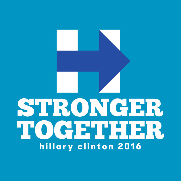 Hillary Clinton - Stronger Together