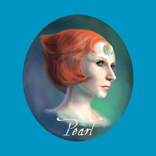 Renegade Pearl Portrait