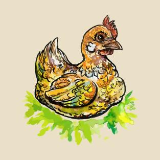 Hen's Nest t-shirts