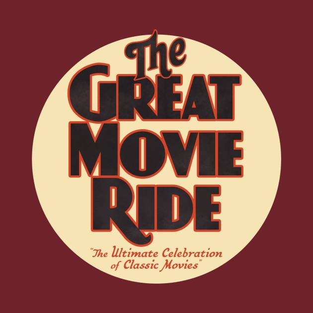 Great Movie Ride Circle Logo