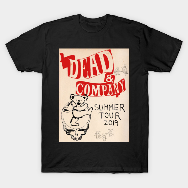 d39523d66e47 dead and company - Dead And Company Summer Tour - T-Shirt